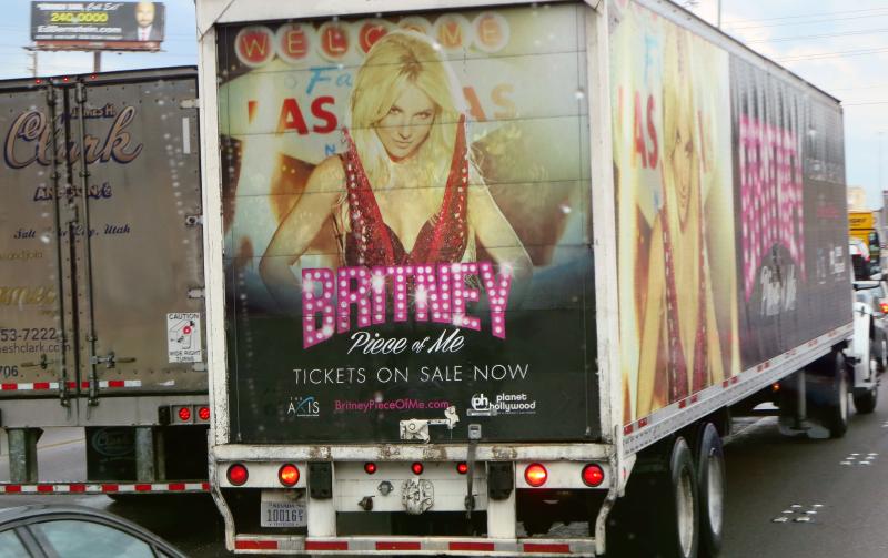 Britney on sale