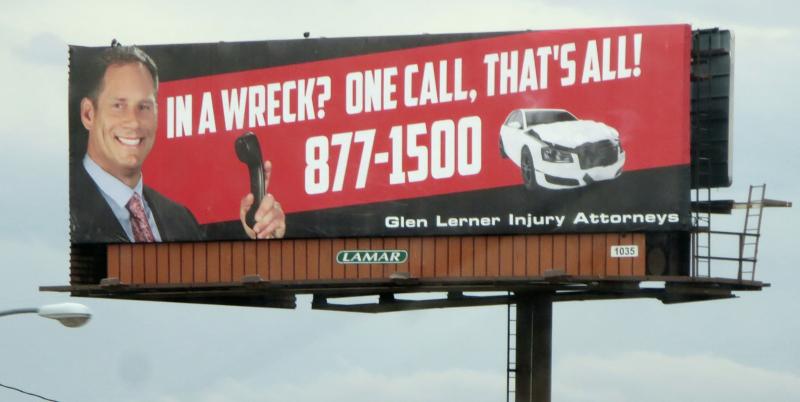 Handy billboard
