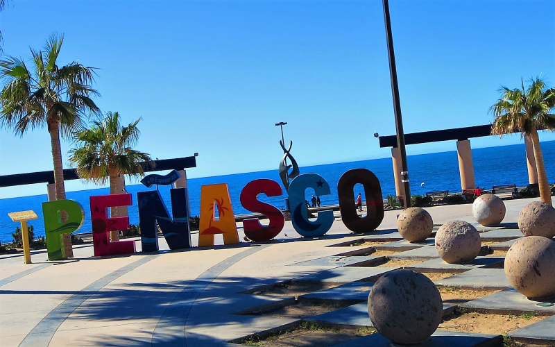 Penasco malecon