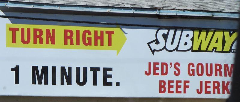 Jed's jerky