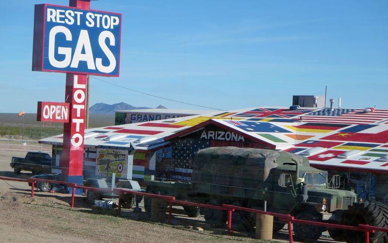 AZ redneck land