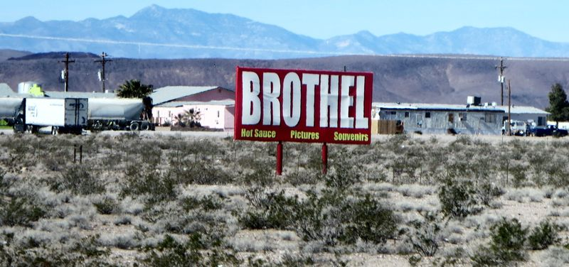 Brothel and hot sauce