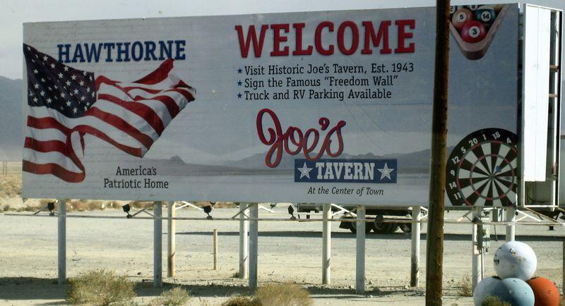 Hawthorne, Nevada