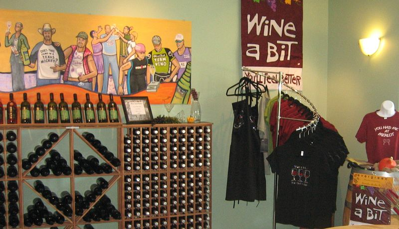 Wine a bit - you'll feel better